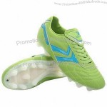 Newest Style Men's Soccer Shoes with PU Upper and TPU Outsole
