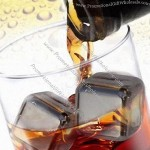 Newest Style Wine Set, Stainless Steel Ice Cube