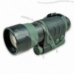 Night Vision with 4X Magnification