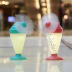 Nightlights Fan in Ice Cream Cup Shaped