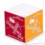 "Non Adhesive Paper Cubes 2 1/2"" x 2 1/2"" x 2 1/2"""