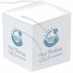 "Non Adhesive Paper Cubes 3"" x 3"" x 3"""
