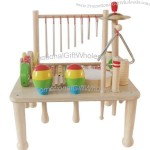 Non-Toxic Environmental Painting Music Instrument Toy for Kids, Babies