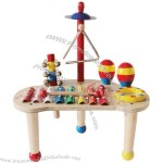 Non-Toxic Music Instrument Toy for Kids, Babies