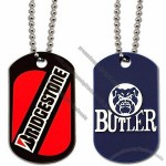 Non-Toxic PVC Dog Tags with 2D Molded Imprint