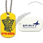 Non-Toxic PVC Dogtags with Screened Imprint