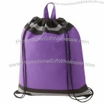 Non woven relfective sports bag
