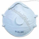 Nonwoven Face Mask with 3-ply Design
