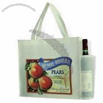 Nonwoven PP Shopping Bag with Wine Tote