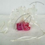 Novel Organza Bag
