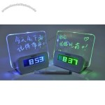 Novelty Alarm Clock Date display