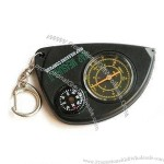 Odometer Compass with Keyring