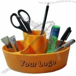 Office Stationery Case Silicone Pen Holder