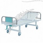 One-Crank Hospital Bed