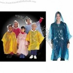 One-off raincoat, Disposable Rainwear