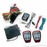 One-way Car Alarm, Supports Code Learning and Universal Central Door Lock Interface