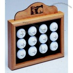 Open Golf Ball Display