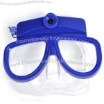 Orginal Diving Mask DVR Camera with High Clear Video