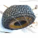 OTR Tires Protection Chains