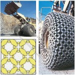 OTR Tyre Protection Chains, Tire Chains
