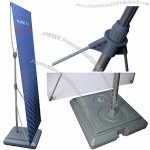 Outdoor Y Banner Stand