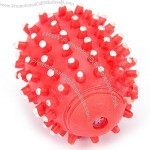 Oval Pet Toy Ball with Voice
