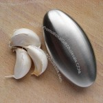 Oval Stainless Steel Soap