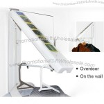 Overdoor / Wall-Hanging Folding Rack