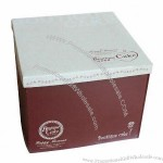 Packaging Box, Cake Box, Full Color Printing