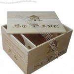 Packaging Boxes, Suitable for Packing Wine, Environment-friendly Wood
