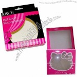 Paper Box With Offset And Stamping UV Printings