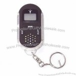 Parking Timer with Recorder, Light and Keychain