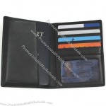 Passport Holder - Leather case keeps your passport, ID, cash and cards handy