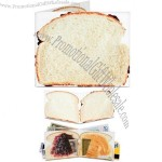 Peanut Butter and Jelly Tyvek Mighty Wallet