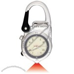 Pedre Beacon Carabiner Watch With Valet Light