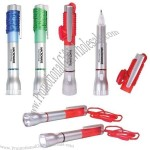 Pen Light w/ Breakaway Lanyard