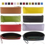 Pencil Pouch - Italian Leather