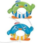 Penguin Shape Swim Ring.