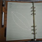 Peraonalized Ringbinder Notebook