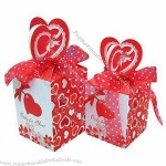 Personalised Candy Paper Box
