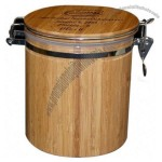 Personalize Bamboo Ice bucket