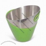 Personalized 2.2L Stainless Steel Ice Buckets