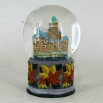 "Personalized 3"" Snow Globe"