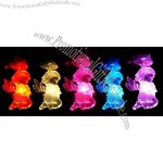 Personalized Angel Suction Light