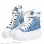 Personalized Canvas Shoes with Upper Canvas and Outsole Rubber