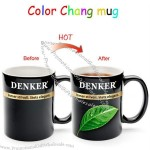 Personalized Color Changing Mugs