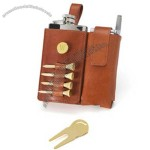 Personalized Golf Flask Caddie