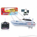 Personalized Remote Control Boat