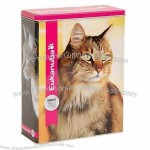 Pet Food Packaging Tin Box for Cat/Dog Food