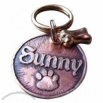 Pet ID Tag, Good Decoration for Your Pet
